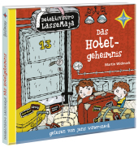 Detektivbüro LasseMaja - Das Hotelgeheimnis
