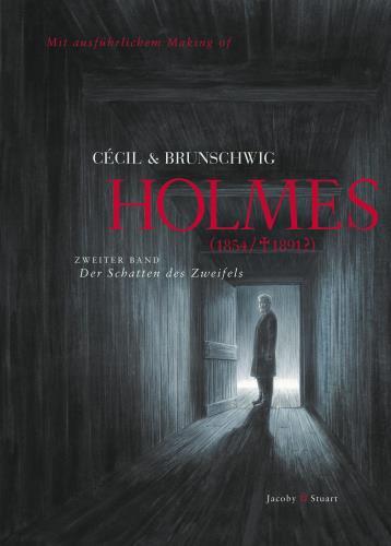 Holmes - Zweiter Band. Der Schatten des Zweifels