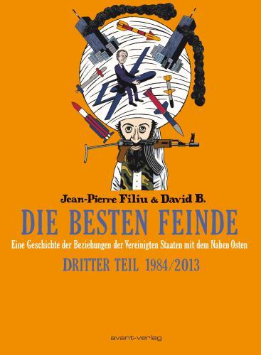 Die besten Feinde - Dritter Teil. 1984/2013
