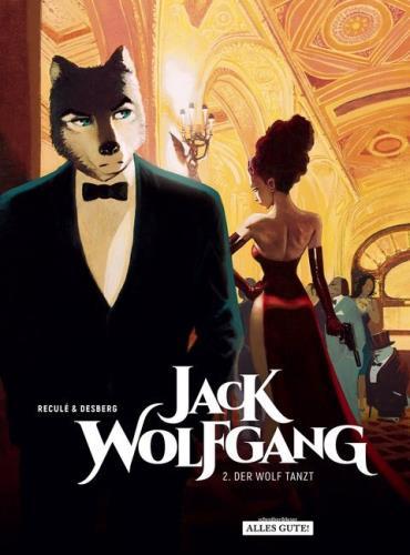 Jack Wolfgang - 2. Der Wolf tanzt