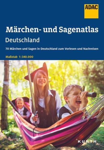Märchen- und Sagenatlas Deutschland
