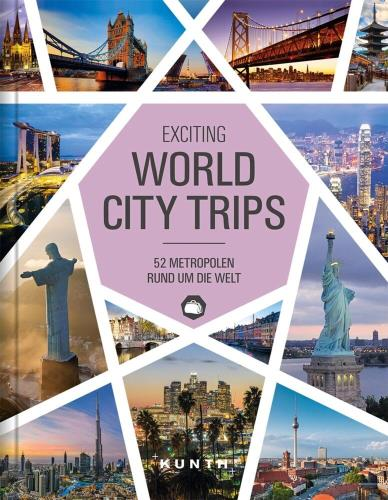 Exciting world city trips