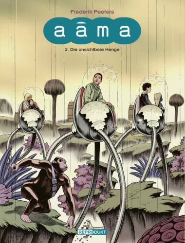 Aâma - 2. Die unsichtbare Menge