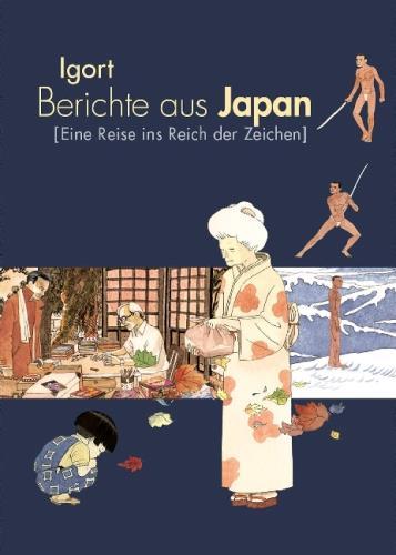 Berichte aus Japan - [Eine Reise ins Reich der Zeichen]