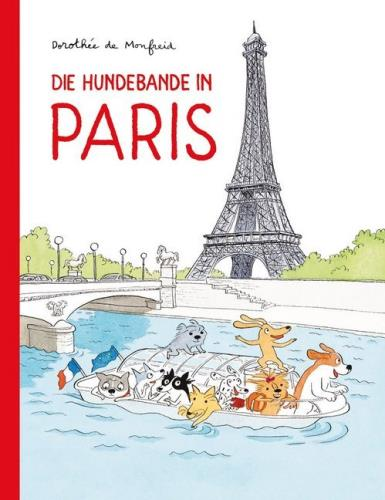Die Hundebande in Paris