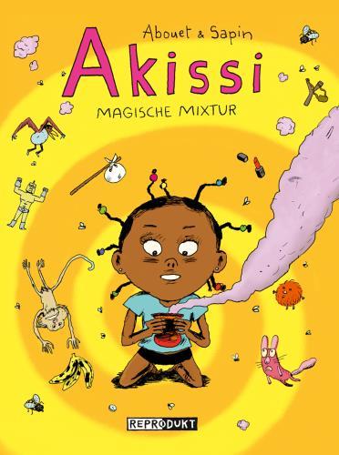 Akissi - Magische Mixtur
