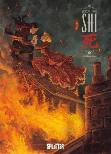 SHI - 2. Der Dämonenkönig