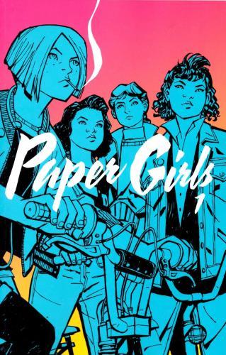 Paper girls - 1