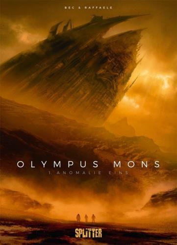 Olympus Mons - 1. Anomalie Eins