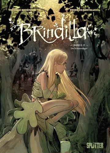 Brindilla - 1. Die Schattenjäger