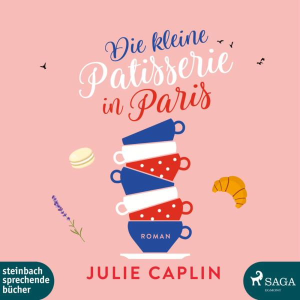 Die kleine Patisserie in Paris