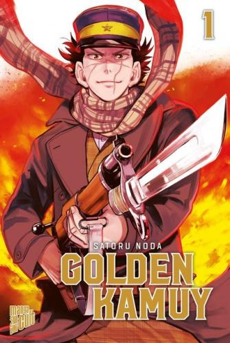 Golden Kamuy  - 1