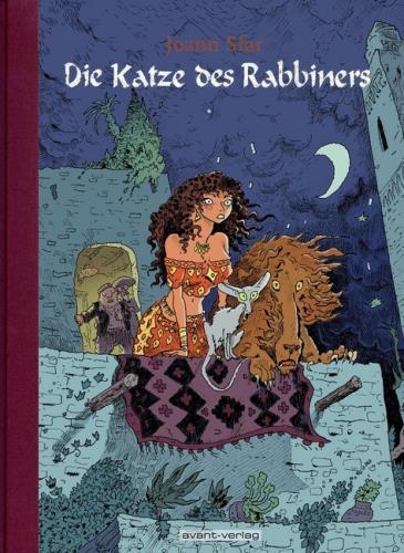 Die Katze des Rabbiners - Sammelband 3