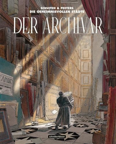 Die geheimnisvollen Städte - Der Archivar