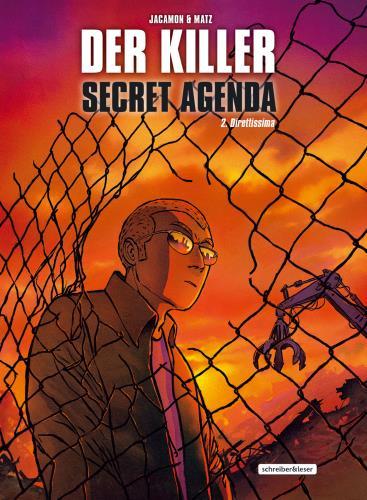 Der Killer - Secret Agenda - 2. Direttissima