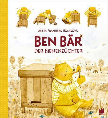 Ben Bär, der Bienenzüchter