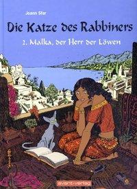 Die Katze des Rabbiners - 2. Malka, der Herr der Löwen