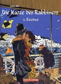 Die Katze des Rabbiners - 3. Exodus